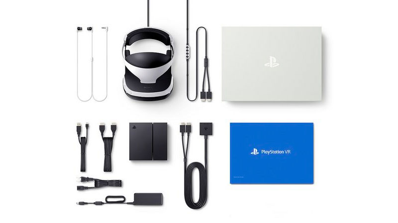 PlayStation VR Package