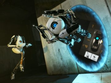 Valve Announces The Lab, A Portal-Themed VR Showcase
