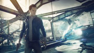 """Quantum Break's New Trailer Tells Us """"Time Is Power"""" To The Sound Of Nirvana"""