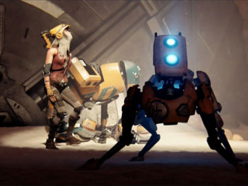 ReCore Wallpapers in Ultra HD | 4K