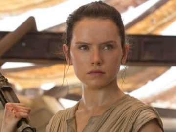 Star Wars' Daisy Ridley Could Be The New Tomb Raider