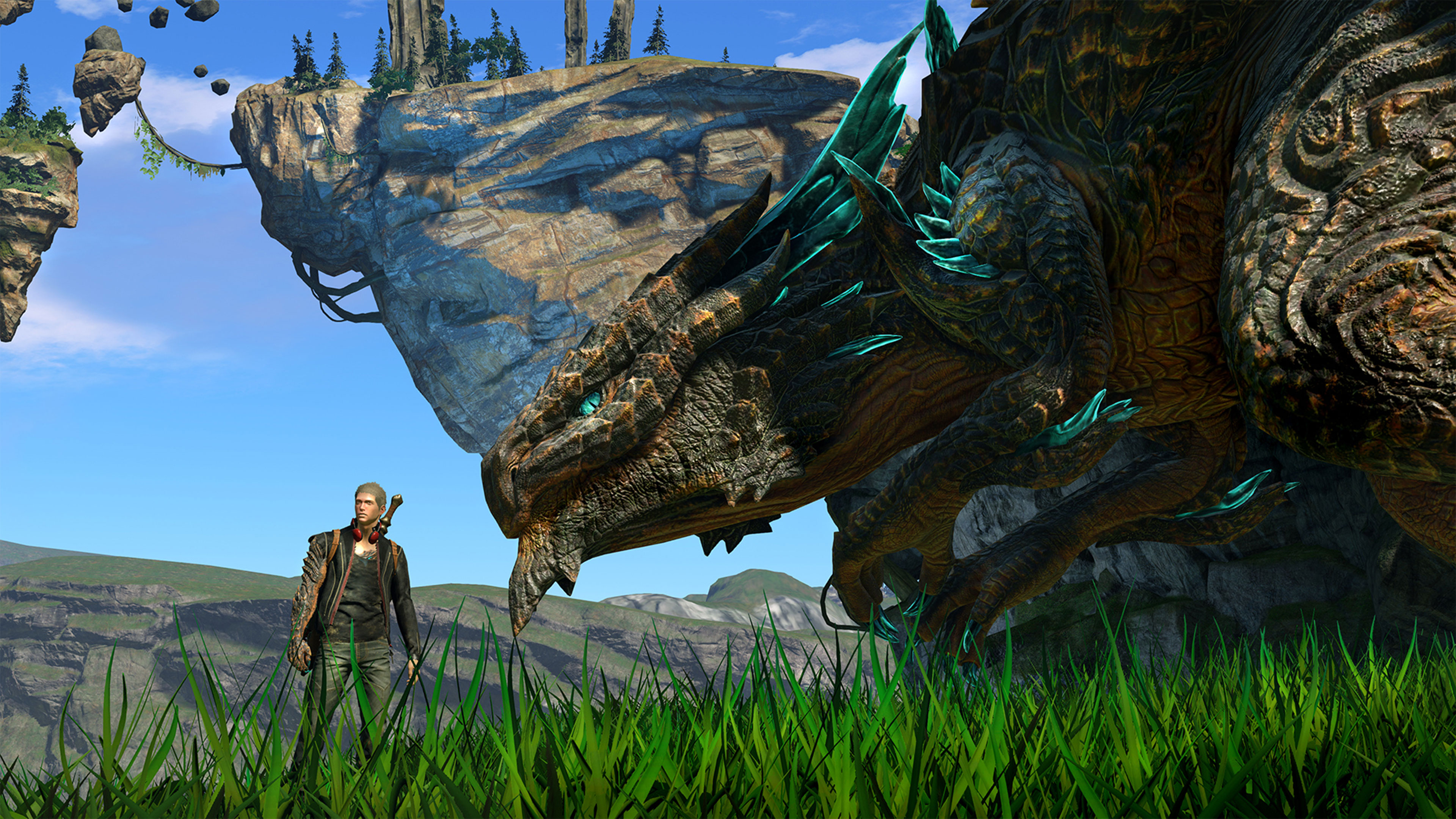 scalebound wallpapers in ultra hd | 4k - gameranx