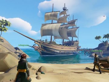 Sea of Thieves Beta Datamining Reveals Tons of Content; Features New Enemies, New Locations and More