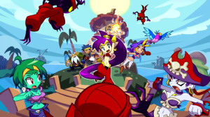 Shantae: Half-Genie Hero is Releasing on the Nintendo Switch This Summer