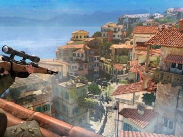 Sniper Elite 4 Shoots Its Way Across Italy This Year In 1080p
