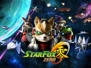 Star Fox Zero Wallpapers in Ultra HD | 4K