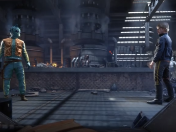 See The New Star Wars Stuff In Action With Battlefront Outer Rim Trailer