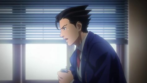 Watch Ace Attorney 6's Prequel Anime And Demo Translated Here