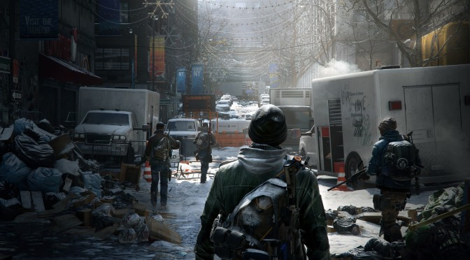 The Division's Post-Release Plans Include New Features, Challenges and Content