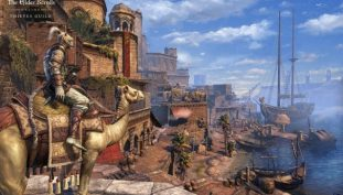 Break Tamriel's Laws With The Elder Scrolls Online's Thieves Guild DLC Now