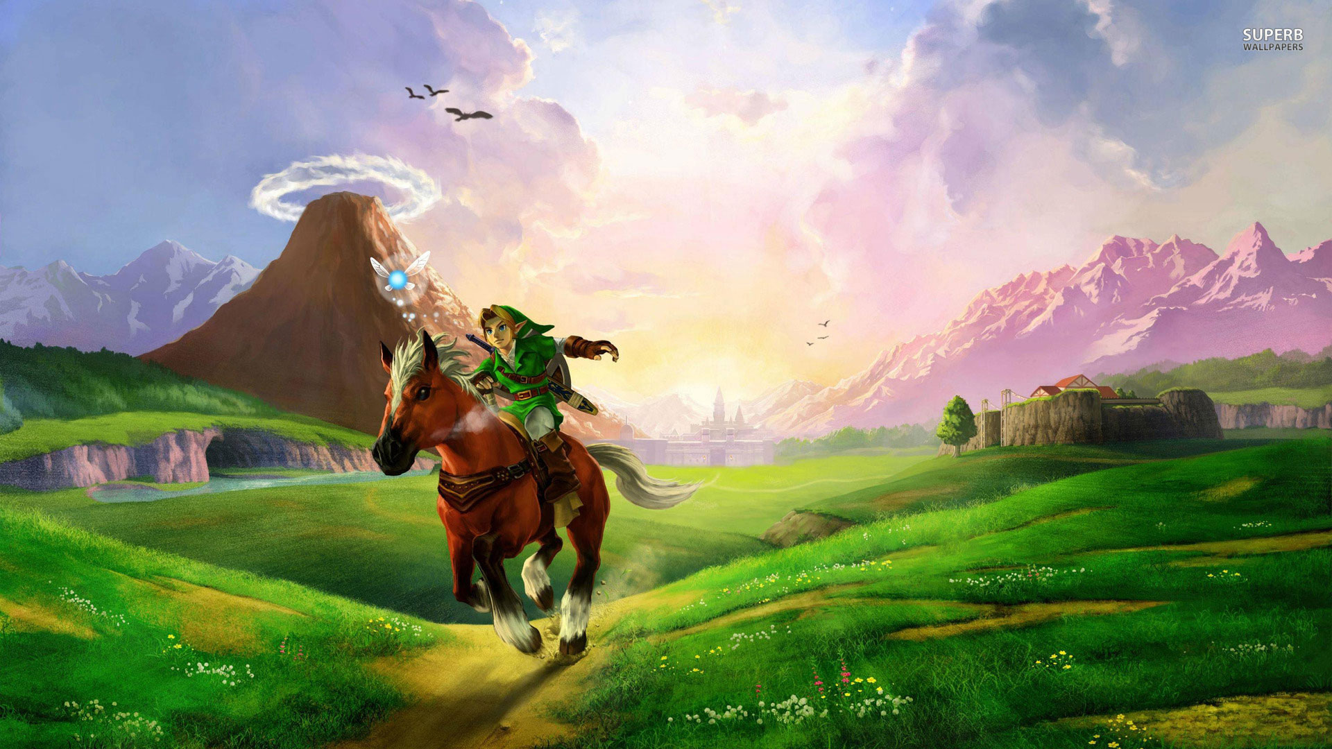 hd zelda wallpapers - photo #27