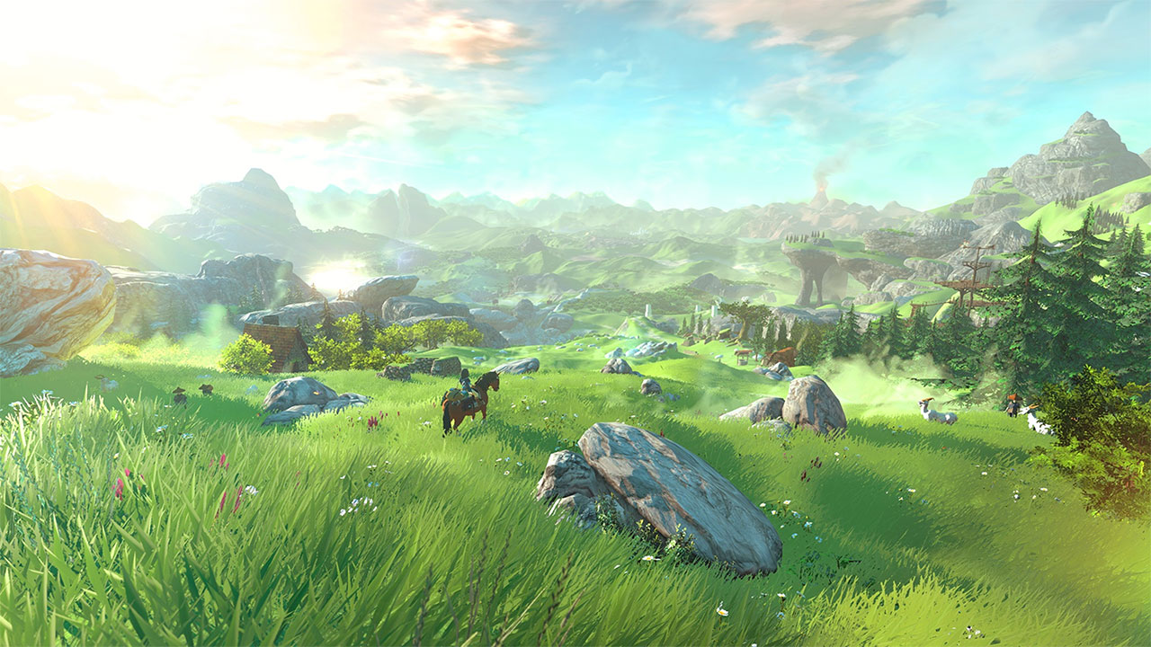 Legend Of Zelda Breath Of The Wild Korok Seeds Locations Great Plateau Gameranx
