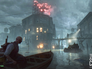 Frogwares Reveals Cthulhu-Inspired 'Open World Investigator' The Sinking City
