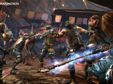 The Technomancer Dated, Gameplay And Customization Detailed In New Trailer