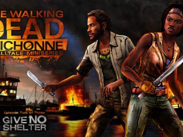 Release Date For The Second Chapter Of The Walking: Dead Michonne Revealed