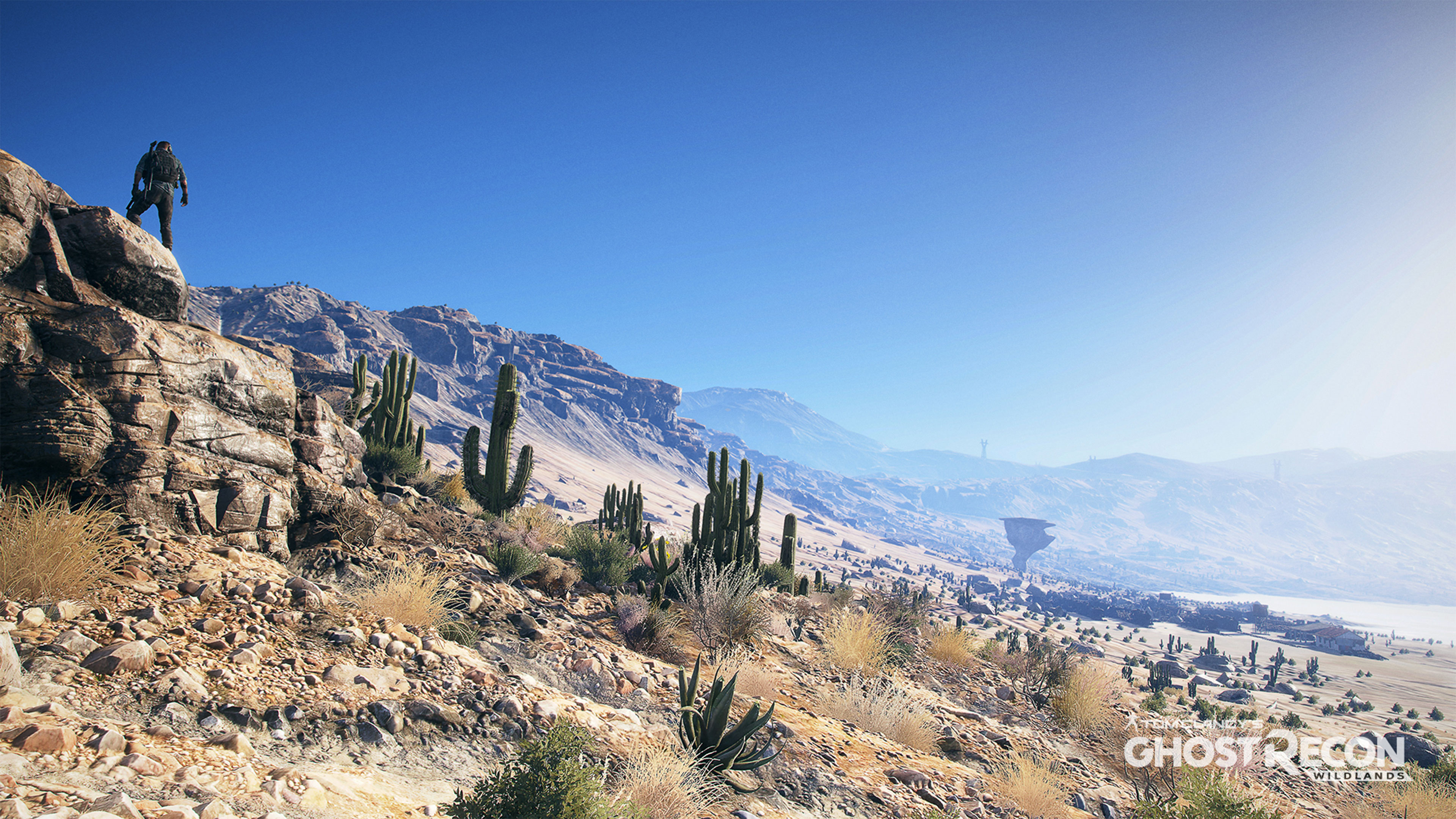Tom Clancys Ghost Recon Wildlands Wallpapers In Ultra Hd 4k
