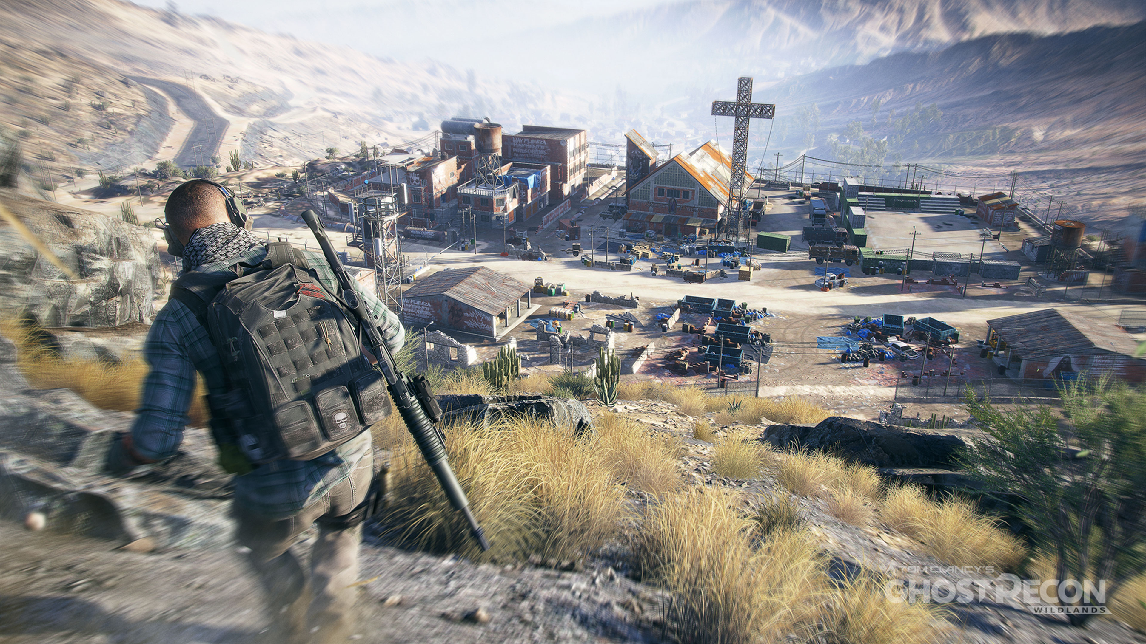 Tom Clancys Ghost Recon Wildlands Ghosts Wallpapers: Tom Clancy's Ghost Recon Wildlands Wallpapers In Ultra HD