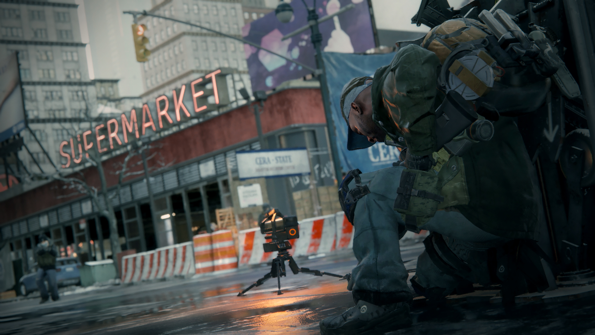 Tom Clancys The Division (2)