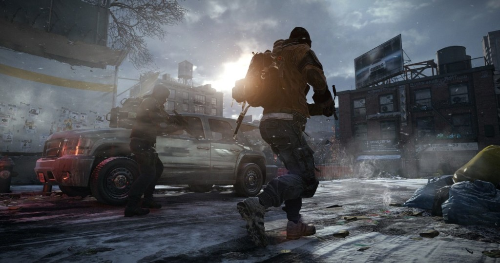The Division patch 1.2 release date next week