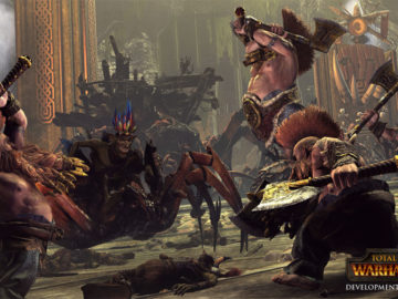 Total War: Warhammer Will Have Official Mod Support From Day One