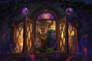 Hearthstone's Whispers of the Old Gods Expansion Launches Next Week