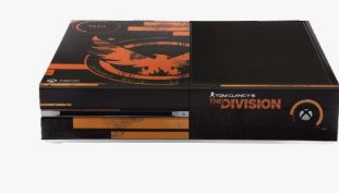 Rare The Division Themed Xbox One Up For Grabs From Microsoft