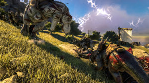 """ARK: Survival Evolved's PS4 Release Is """"Currently Up To Sony"""""""