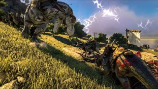 "ARK: Survival Evolved's PS4 Release Is ""Currently Up To Sony"""