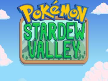 Pokédew Valley Brings Pokémon Textures to Stardew Valley