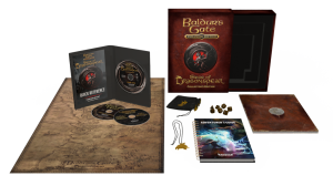 Baldur's Gate: Siege of Dragonspear Collector's Edition Unveiled