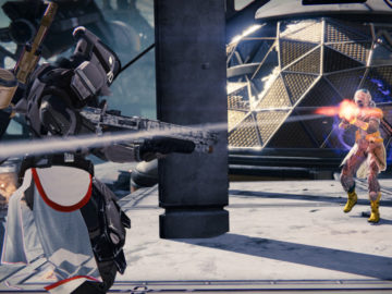 Destiny Update Brings 335 Light Cap
