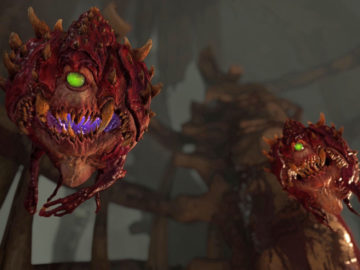 The 9 Multiplayer Maps Of DOOM Are Hellish And Distinct