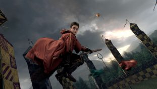 Halo 5: Guardians's Quidditch Arena Is Straight Out Of Harry Potter