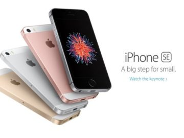 Apple Unveils Their Latest Handset The iPhone SE