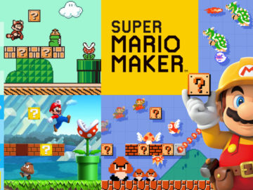 Super Mario Maker Adds Mary O Costume