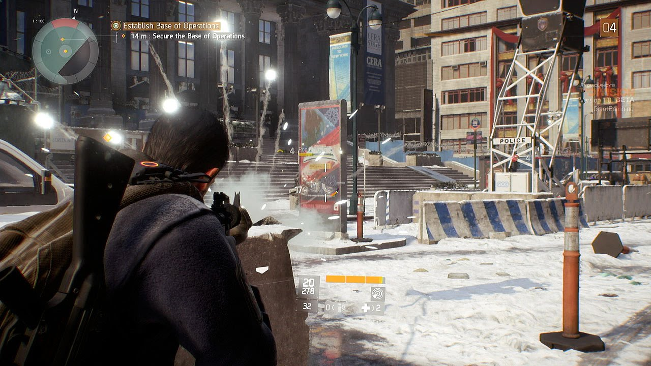 The Division Launch Trailer Introduces The Wolves