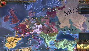 Europa Universalis 4 Takes To The Seas With Mare Nostrum Expansion