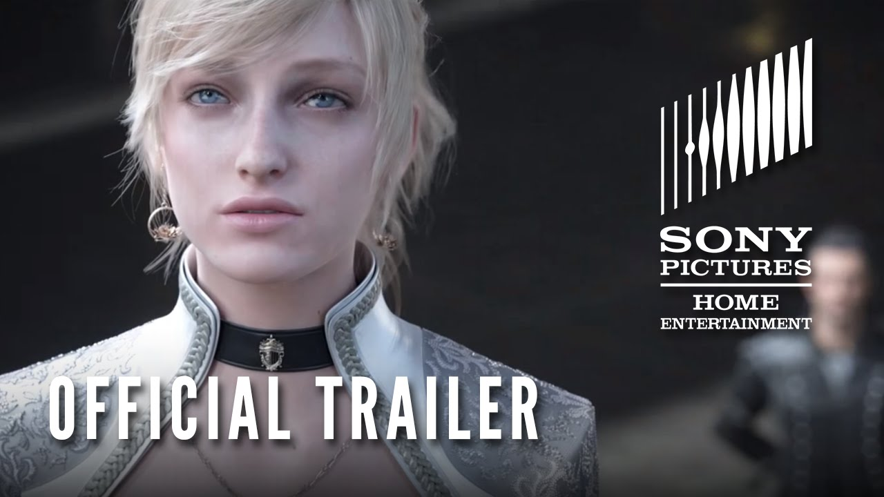 Kingsglaive Final Fantasy Xv Revealed Gameranx