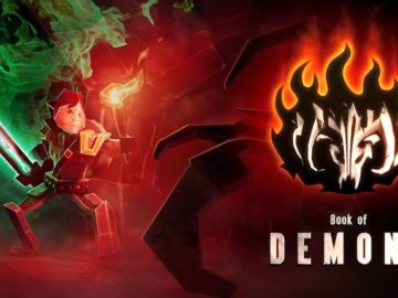 Thing Trunk Unveils Their Latest Game Book of Demons