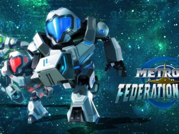 Watch 18 Minutes Of Metroid: Federation Force