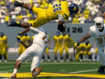 EA Executive Wants To See NCAA Football Return