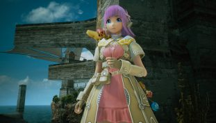 Fearing Criticism Square Enix Adjusts Star Ocean 5's Miki Design