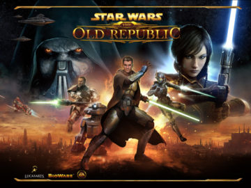 Star Wars: The Old Republic Receiving Visions in the Dark Expansion