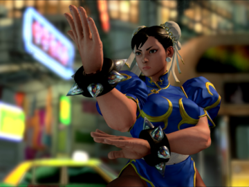 Street Fighter V Originally Featured Photorealistic Graphics