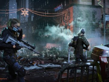 The Division Will Be Down For Maintenance Later Tonight