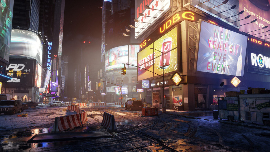 the division city streets