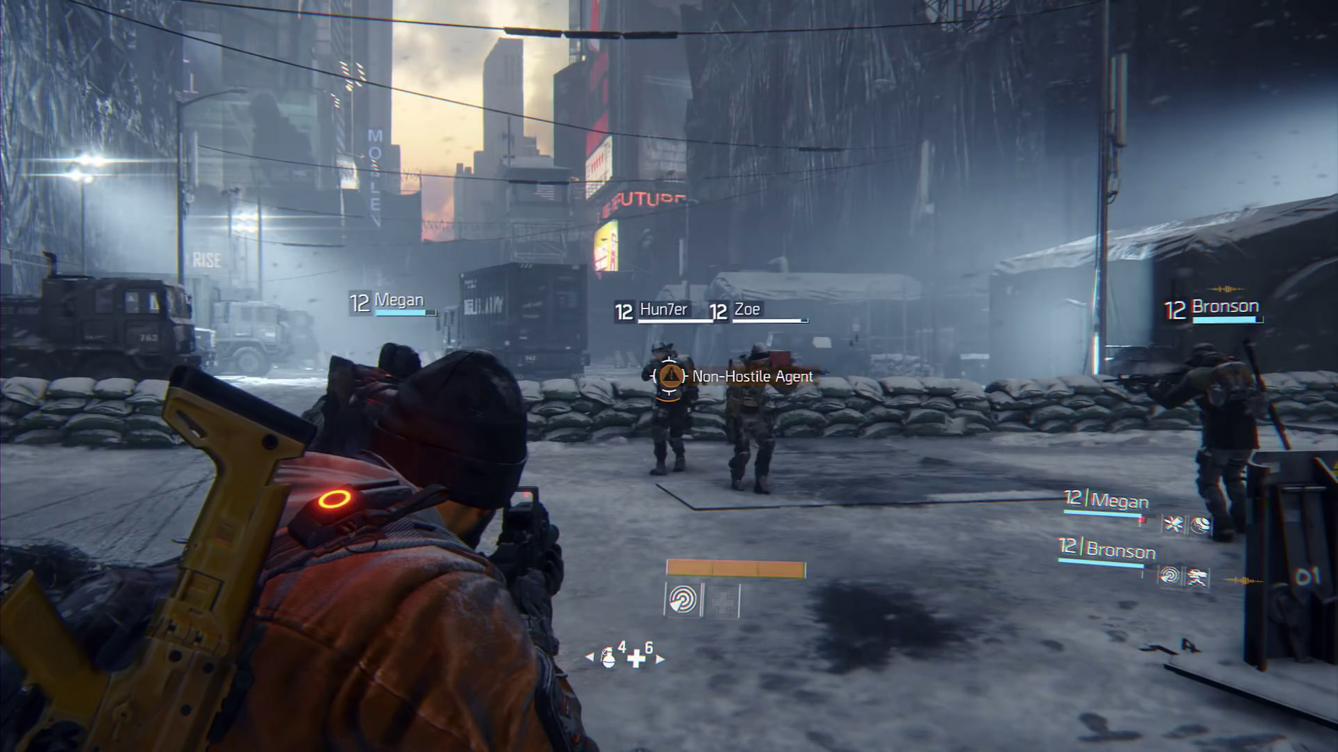 The division 39 s dark zone will be tweaked to encourage pvp - Div games studio ...