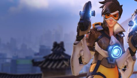 tracer front