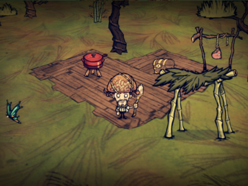 Don't Starve's Expansion Shipwrecked Launching On March 31st
