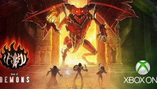 Book of Demons Announced As Xbox One Console Exclusive
